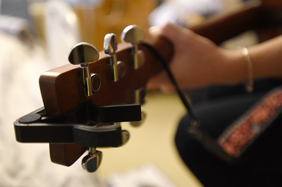 Forrest General and William Carey expand Music Therapy