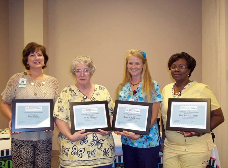 Home Care And Hospice Celebrates 30 Years Of Service Forrest Health
