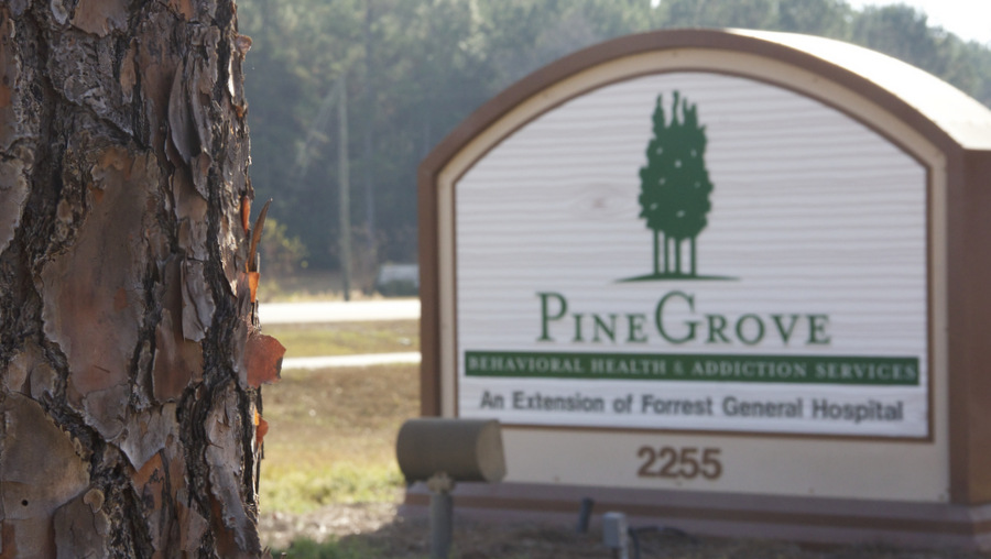 Pine Grove Forrest Health