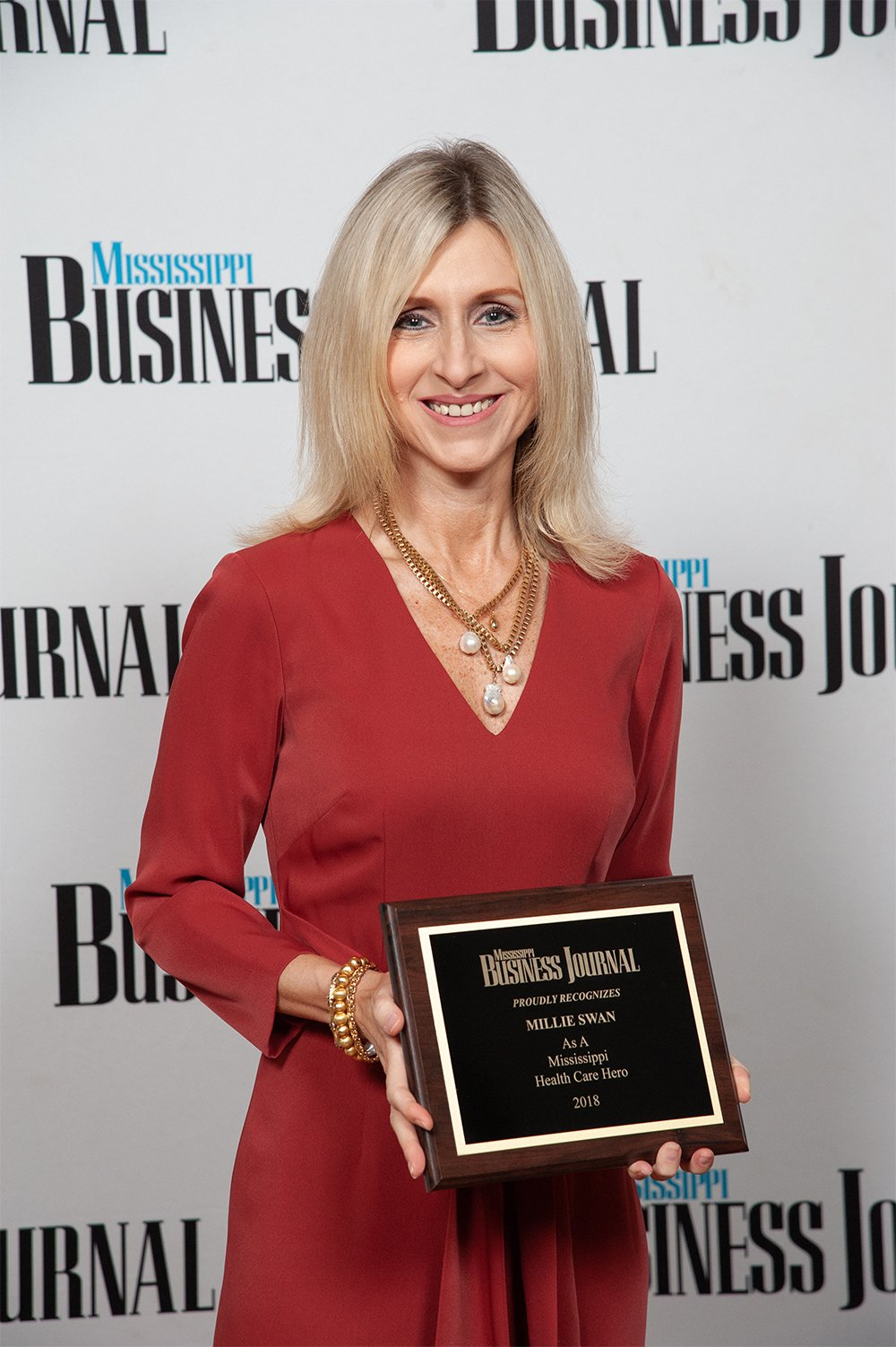 Swan Receives Mississippi Business Journal's 2018 Healthcare