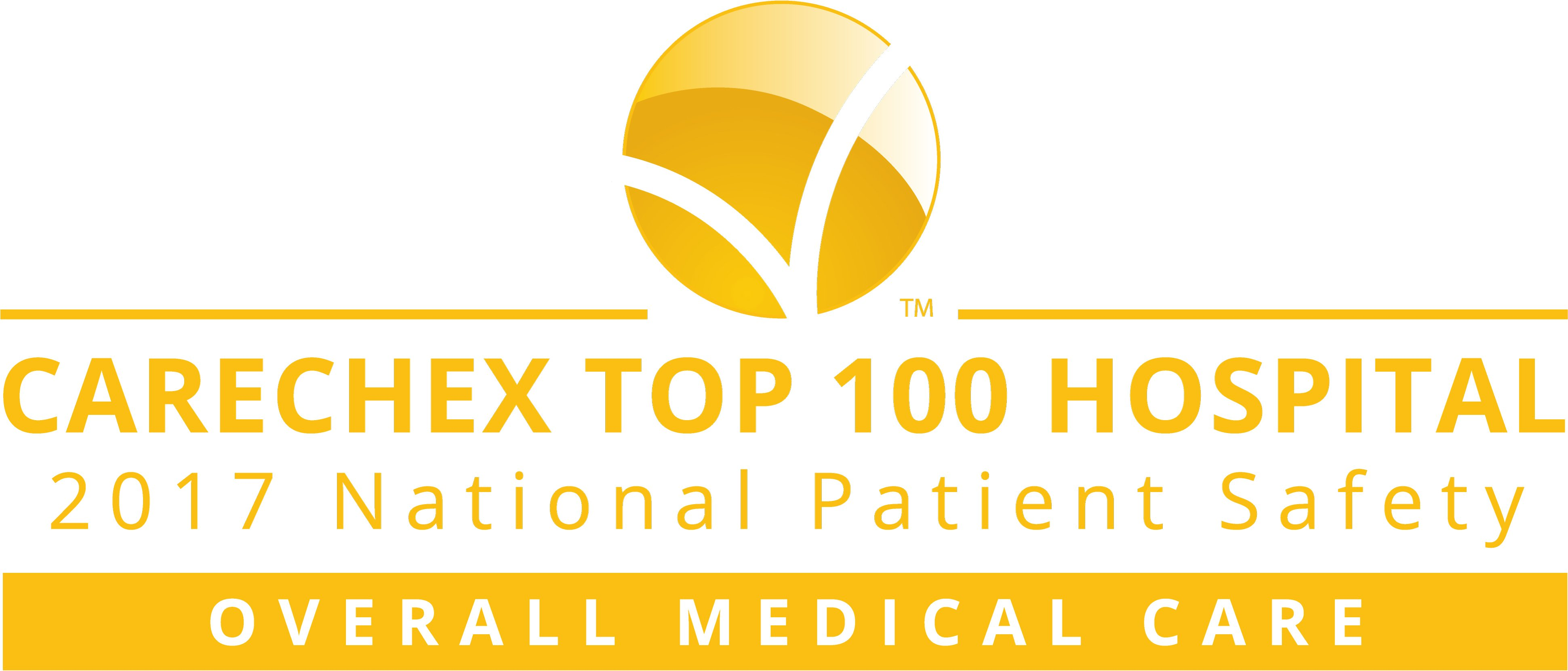 Carechex Top 100 Hospital